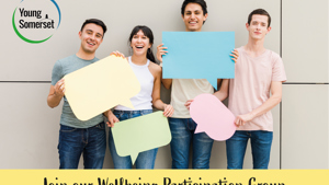 Join our Wellbeing Participation Group